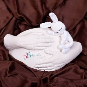 Belly Hands Elena A.